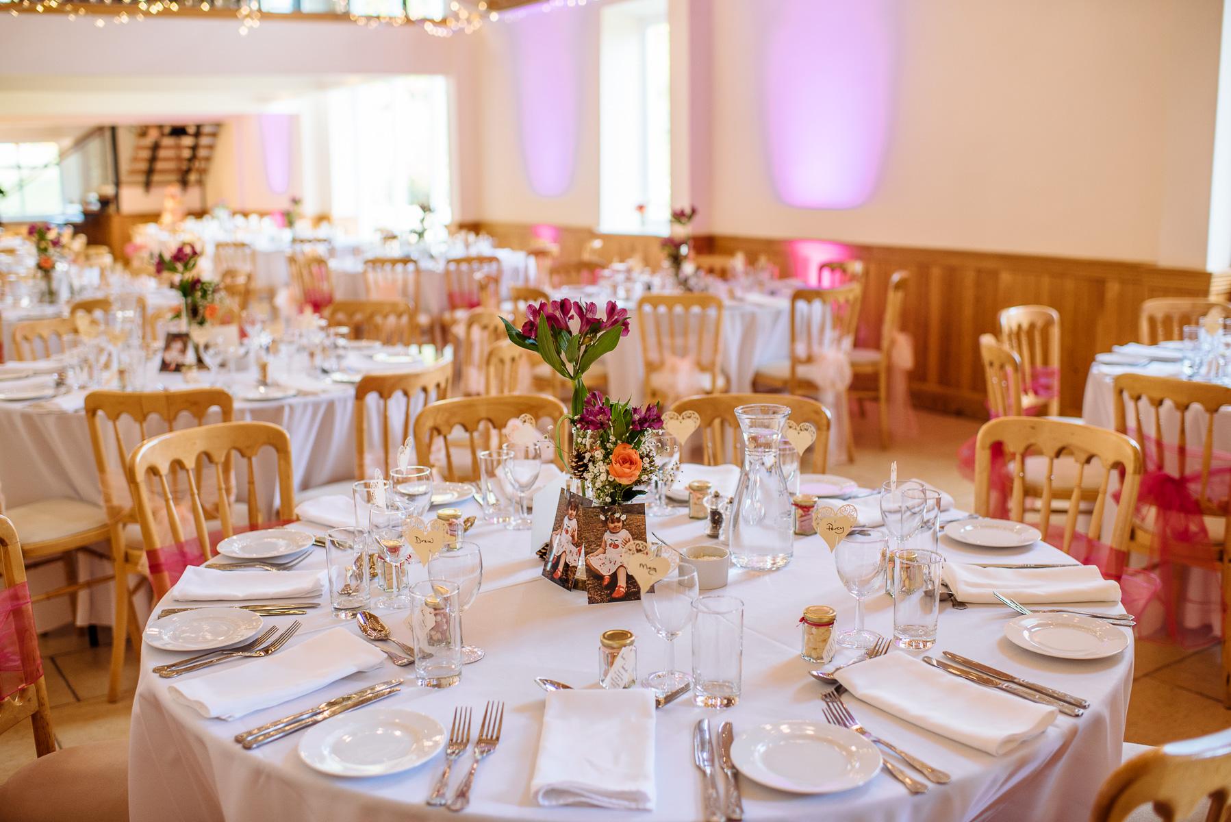Delbury Hall Wedding