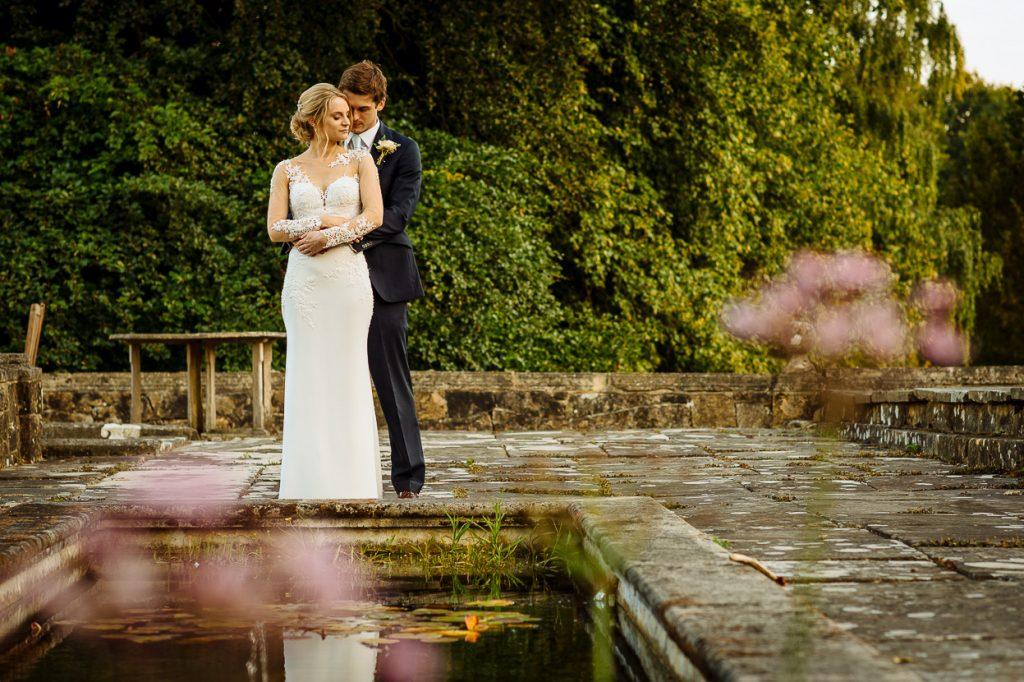 Pippingford Park wedding portraits