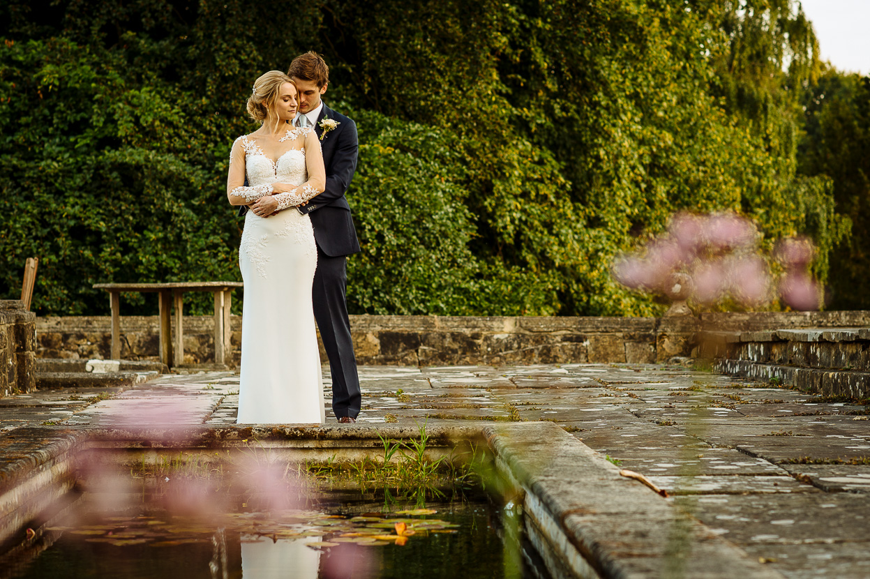 Pippingford Park wedding portraits