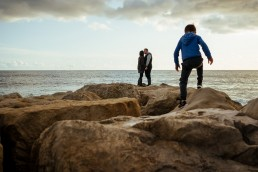 Bournemouth engagement shoot