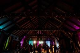 Brookfield Barn wedding party