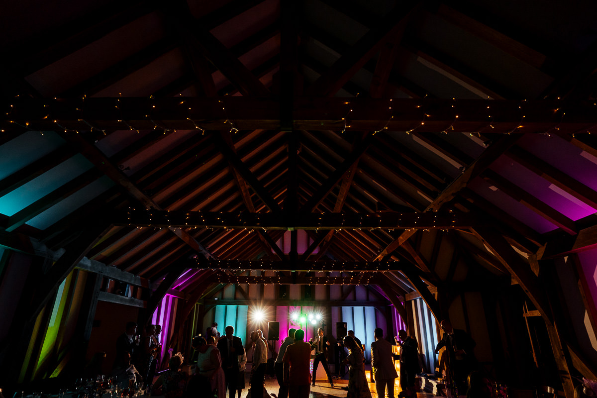 Brookfield Barn wedding party