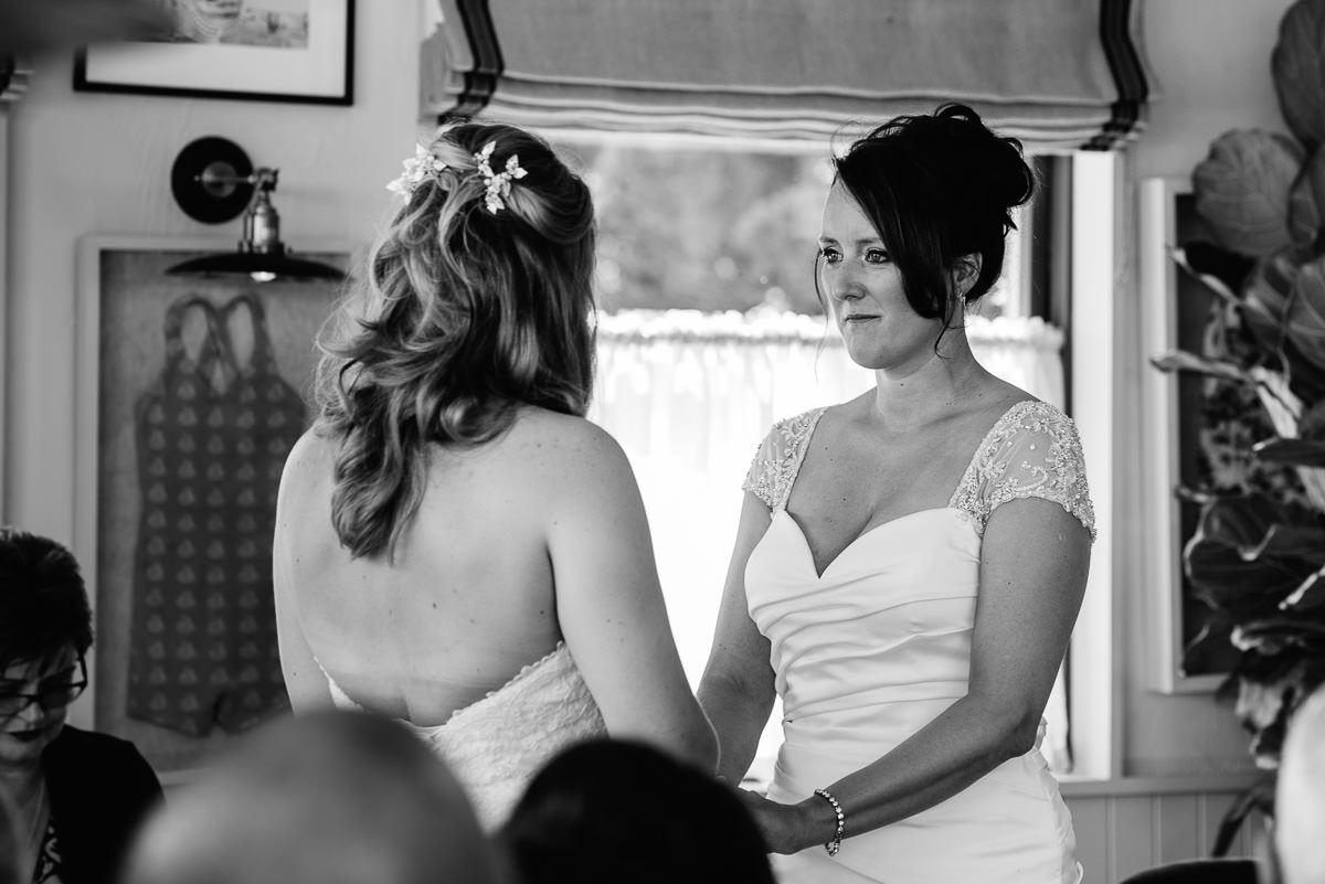 The Gallivant Camber Sands wedding